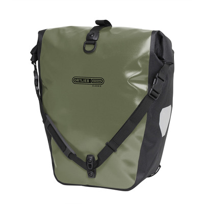 Ortlieb Vario QL2.1 Bag Moss Green